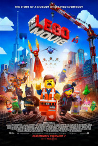 The Lego Movie Poster