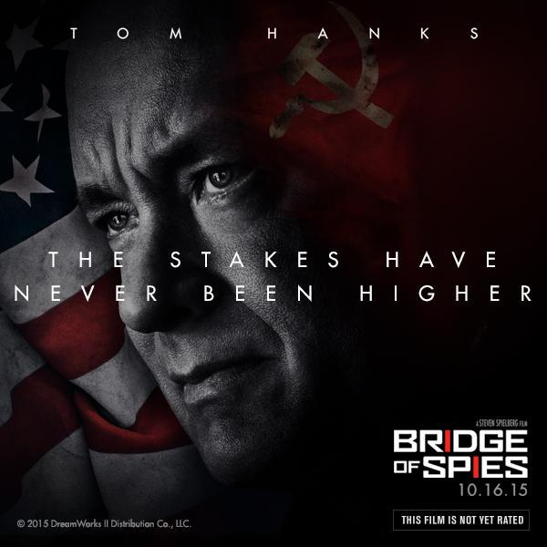 Bride of spies poster